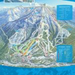 Panorama Trail Map Snowcaped Travel