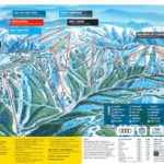 Hotham Trail Map Snowcapped Travel
