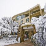 Mt Buller Chalet Hotel Snowcapped Travel